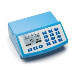 Multiparameter (with COD) Photometer and pH meter for Water & Wastewater