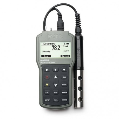 Optical Dissolved Oxygen Meter