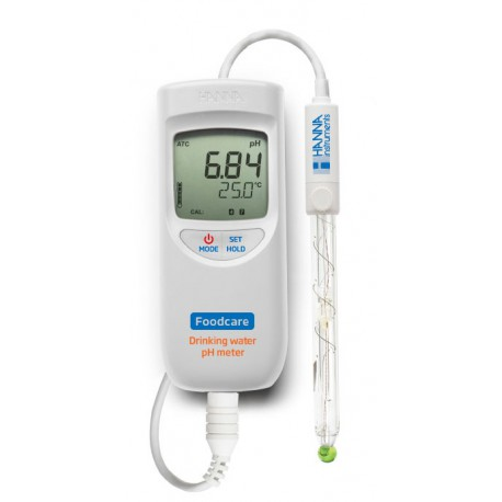 Drinking Water pH Portable Meter