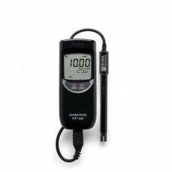 Conductivity/TDS/°C Meter High Range New model !