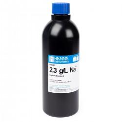 Na solution 2.3g/l
