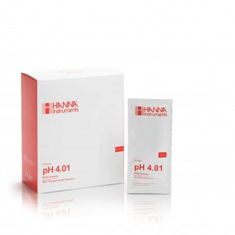 Buffer solution pH4.01 sachets 25x20ml