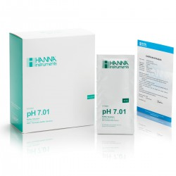 Buffer Solution pH7.01 Cert Sa