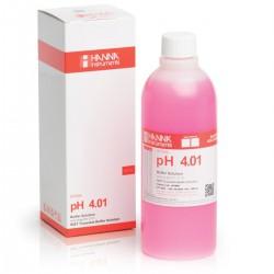 Buffer Solution pH4.01 Red 500mL