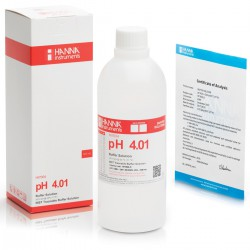 Buffer Solution pH4.01 with Certificate 500mL