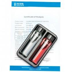 Standard Calibration Checking Set Chlorine Free Certified Standard Kit