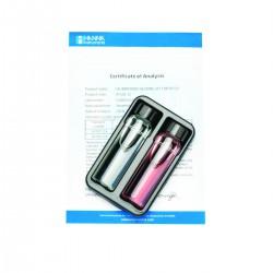 Standard Calibration Checking Set Iron Certified Standard Kit