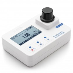 Photometer Total hardness and Iron LR