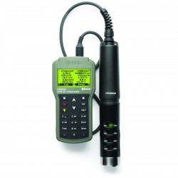 Portable pH/EC/DO Meter with Bluetooth