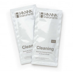 Cleaning solution for brad and dough deposits, 25pcs x 20 mL sachets