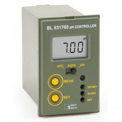Mini panel mounted Controller pH 0.00-14.00pH
