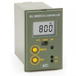 Mini panel mounted Controller Conductivity 0-1999µS/cm