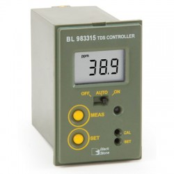 Mini panel mounted Controller TDS 0.0-199.9ppm