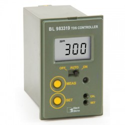 Mini panel mounted Controller TDS 0-1999ppm