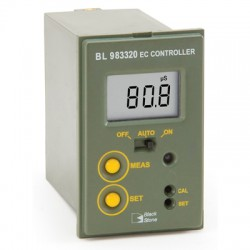 Mini panel mounted Controller Conductivity 0.0-199.9µS/cm