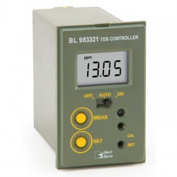 Mini panel mounted Controller TDS 0-19.99ppm
