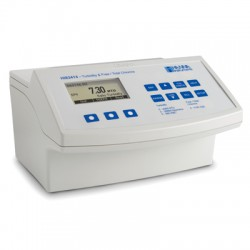 Turbidity- and Chlorinemeter bench