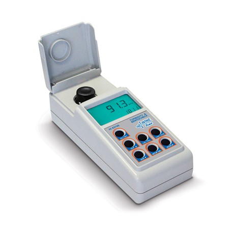 Turbidity and Bentonite Check Meter