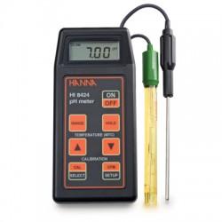 pH-meter pH/mV/°C