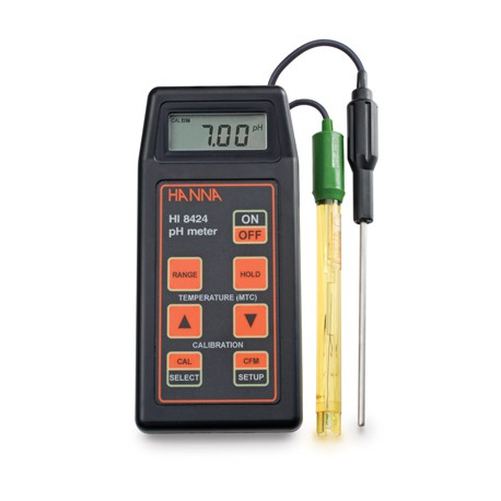 pH/ORP/ °C meter