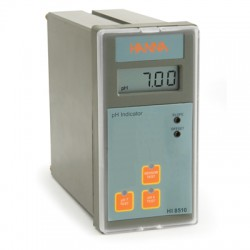 pH Analog Indicator with Self Diagnostic Test