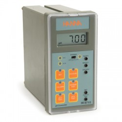 pH Analog Controller with Self-Diagnostic Test