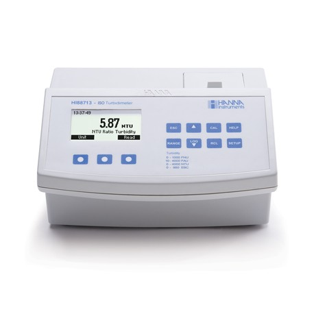 Compliant Benchtop Turbidity Meter ISO 7027