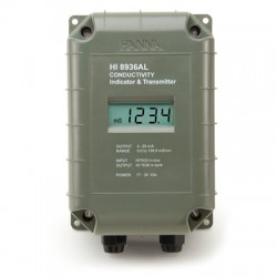 Transmitter Conductivity with display