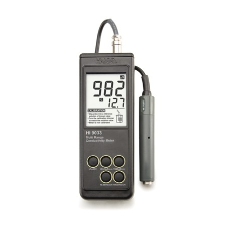 Conductivity Meter Multirange
