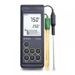 pH/°C meter Robust