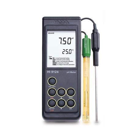 pH/°C meter Robust