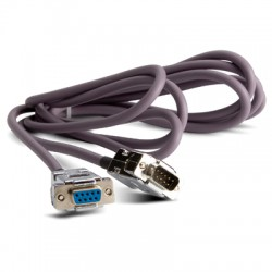 RS232 lead 9 pin f/m