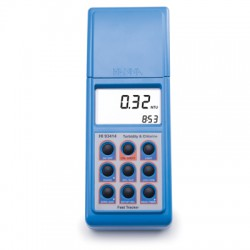 Turbidity meter and Chlorinmeter  EPA