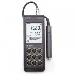 Conductivity/TDS/NaCl/°C Meter
