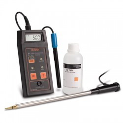 Conductivity Meter Solution and direct Soil Activity