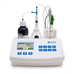 Total Acidity Mini Titrator for Wine Analysis