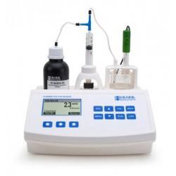 Sulfur Dioxide Mini Titrator for Wine Analysis
