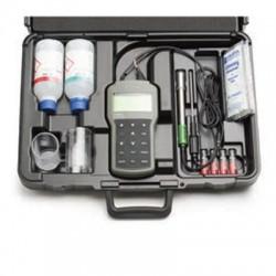 Waterproof Portable pH/ORP/ISE Meter