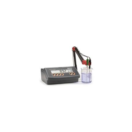 pH/°C Bench-Top Meter Basic