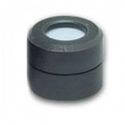 Gas sensor membrane cap