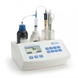 Titratable Acidity Mini Titrator for Milk Analysis