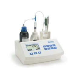 Mini Titrator for Fruit Juice Applications