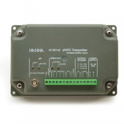 pH/EC isolated transmitter, no