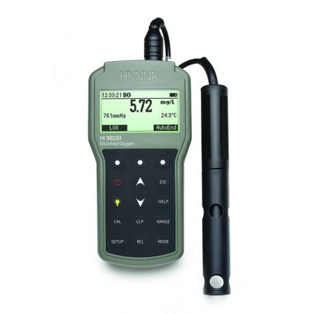 Dissolved Oxygen meter and BOD Meter Waterproof