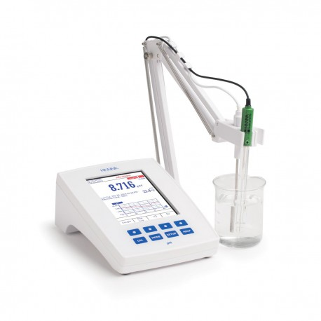 Research Grade pH/ORP Meter with CAL Check™