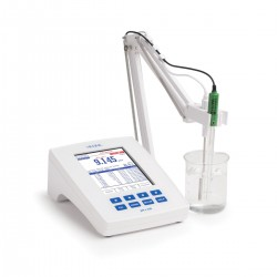 Research Grade pH/ISE/ORP Meter with CAL Check™