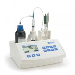 Total Acidity Mini Titrator for Water Analysis