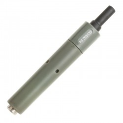 Platinum, four ring conductivity/ TDS probe with internal temperature sensor.
