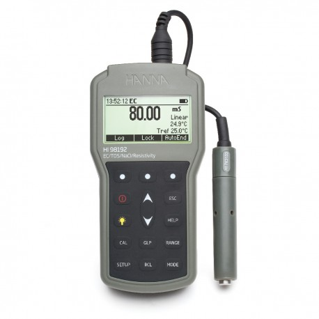 Conductivity Meter Waterproof Portable
