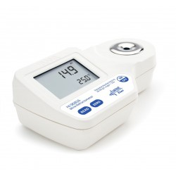 Refractometer for Potential Alcohol (% V/V) Analysis in Wine, Must and Juice According to EEC